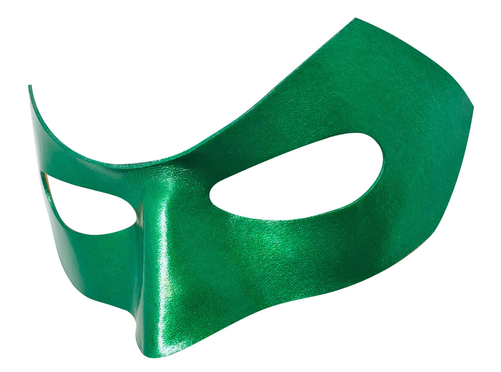 Green Lantern Mask Left Tilt