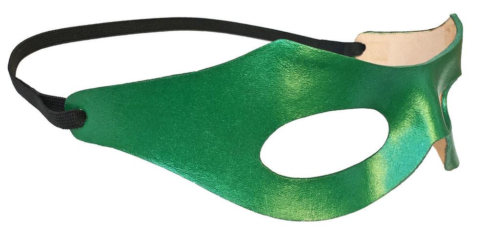 Riddler Telltale Mask Right Close
