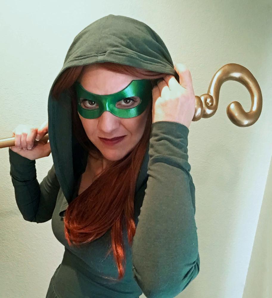 Riddler Telltale Mask