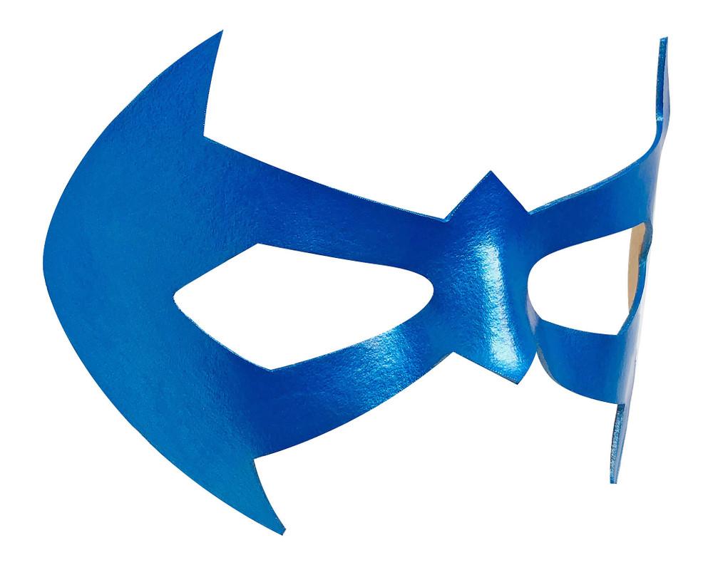 Nightwing Rebirth Mask Right
