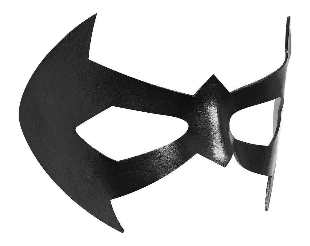 Nightwing Rebirth Black Mask Right
