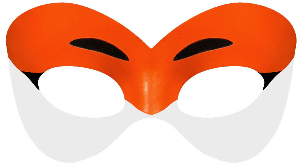 Rena Rouge Mask Front