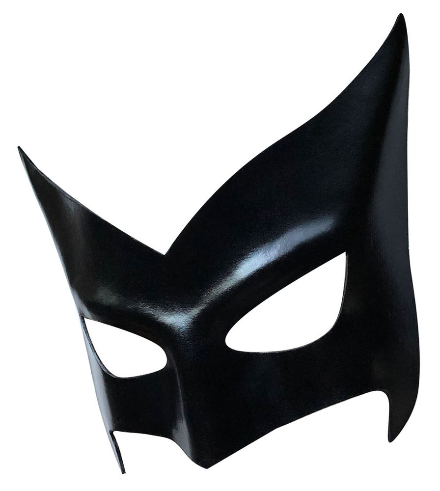 Batwoman Mask Left Tilt