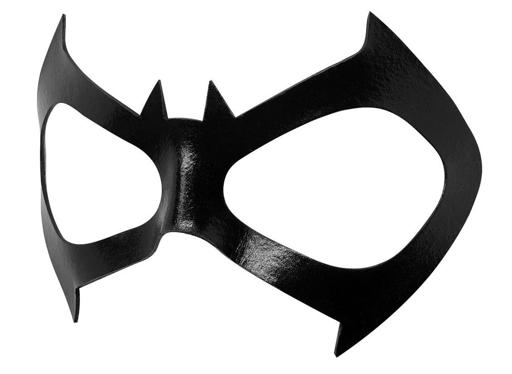 All Star Batgirl Mask Left