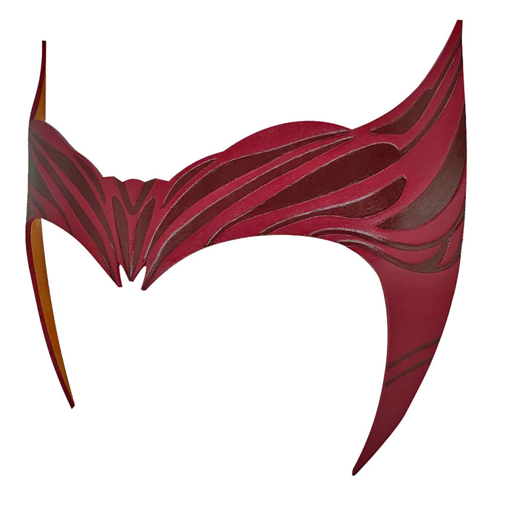 Scarlet Witch Headpiece Deluxe Left
