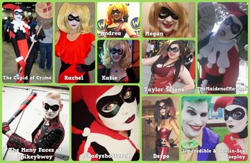 Harley Quinn Classic Mask