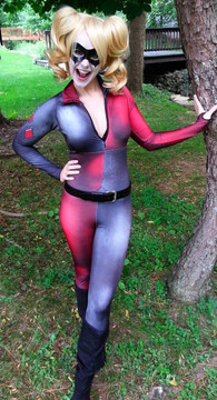 Model: Bodysuit by Snakepit Studios