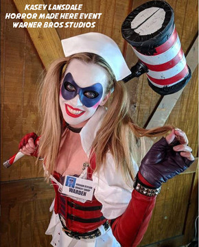 Model: Kasey Lansdale (Horror Made Here Event, 2018)