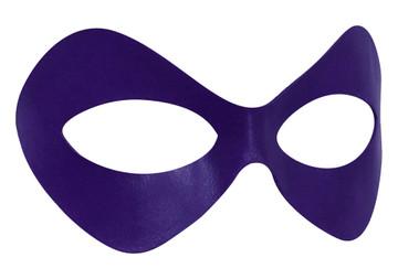 Harley Quinn Arkham Asylum Mask Purple