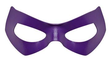 Riddler Purple Mask Front