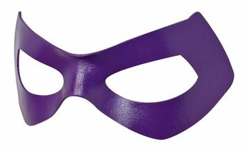 Riddler Purple Mask Left