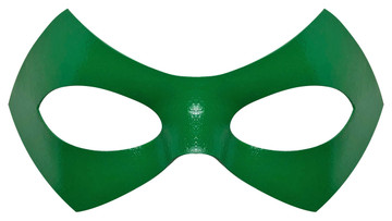 Riddler Green Mask Front
