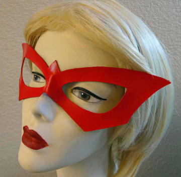 Firestar Angelica Jones Mask
