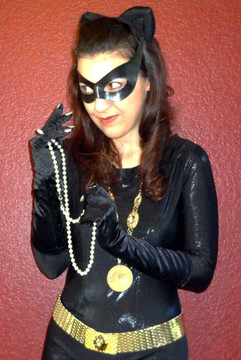 Catwoman Classic 66 Mask