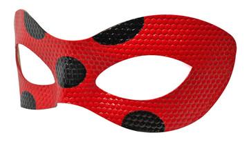Miraculous Ladybug Mask Left