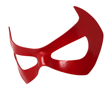 Red Hood Mask Left Tilt