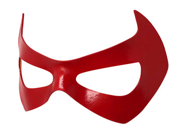 Red Hood Mask Left