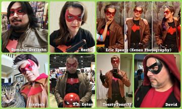 Red Hood Jason Todd Mask