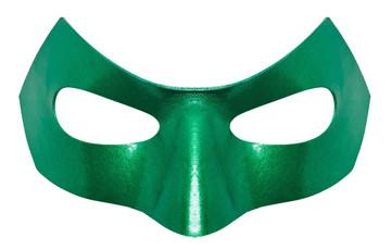 Green Lantern Mask Front
