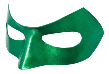Green Lantern Mask Left