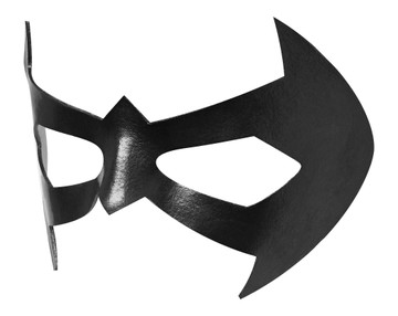 Nightwing Rebirth Black Mask Left