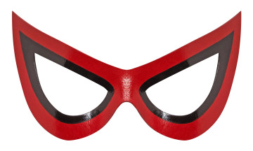 Mary Jane Spinneret Mask Front