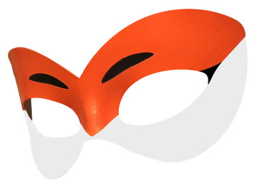 Rena Rouge Mask Left Tilt