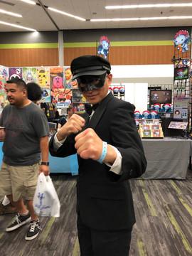 Kato Bruce Lee Mask
