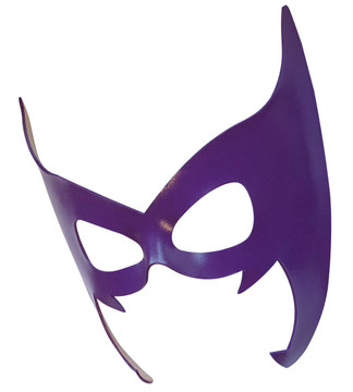 Huntress Mask Left Tilt