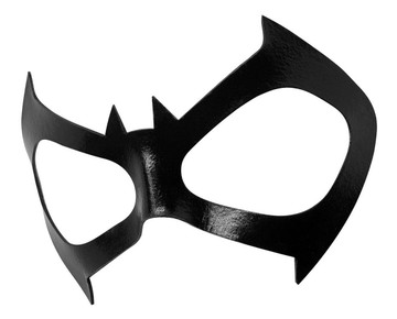 All Star Batgirl Mask Left Tilt