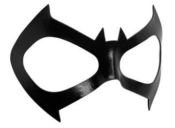 All Star Batgirl Mask Right