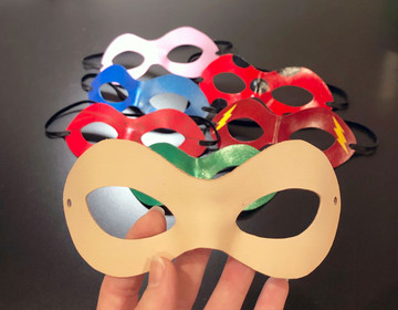 Mad Masks Design Your Own Kids Size