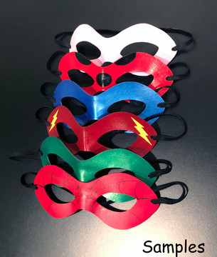 Mad Masks Design Your Own Kids Size Samples