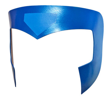 Jean Grey Mask Headpiece Deluxe Left