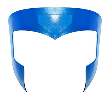 Jean Grey Mask Headpiece Deluxe Front