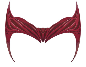 Scarlet Witch Headpiece Deluxe Front