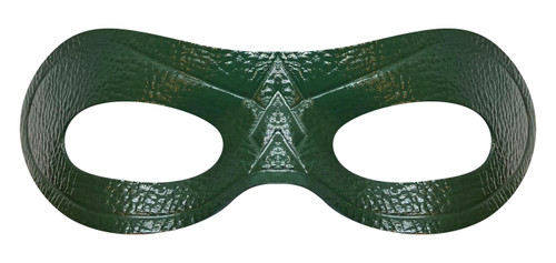 Green Arrow Mask Front