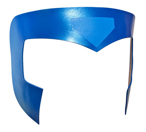 Jean Grey Mask Headpiece Deluxe Right