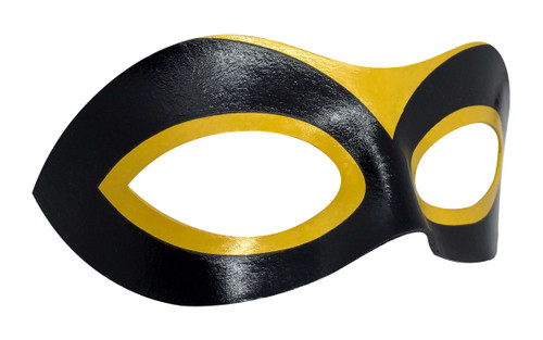 Queen Bee Mask Right