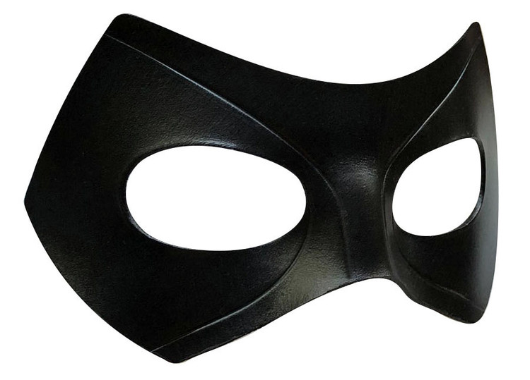 Black Canary Mask Right