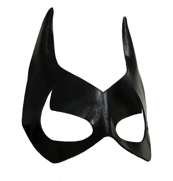 Batgirl Mask Right