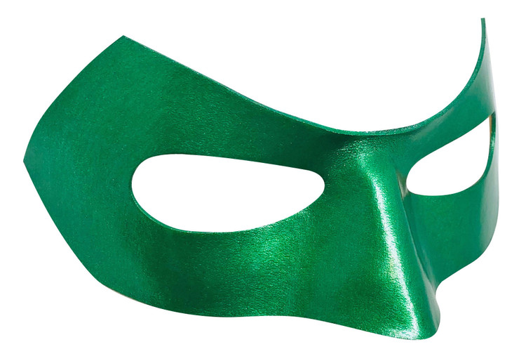 Green Lantern Mask Right