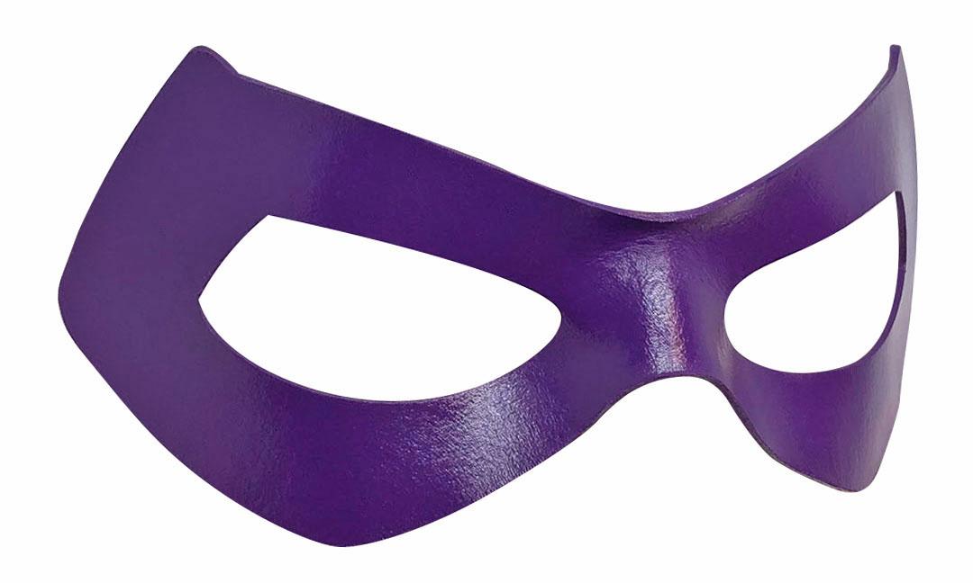 Riddler Purple Mask Right