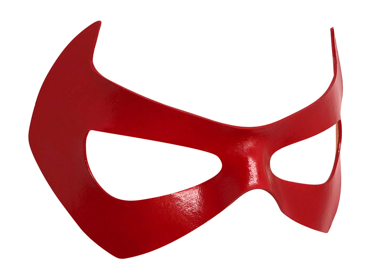 Red Hood Mask Right