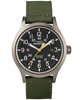 Expedition Scout 40mm Nylon Strap Watch - Gray/Green/Black