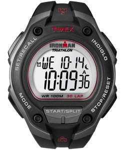 Ironman Classic 30 Oversized Resin Strap Watch