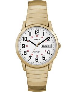 Easy Reader Day Date 35mm Expansion Band Watch