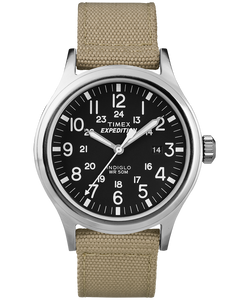 Expedition Scout 40mm Nylon Strap Watch