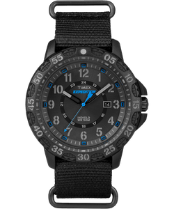 Expedition Gallatin 44mm Nylon Strap Watch