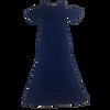 GIRLS DRESS -BLUE